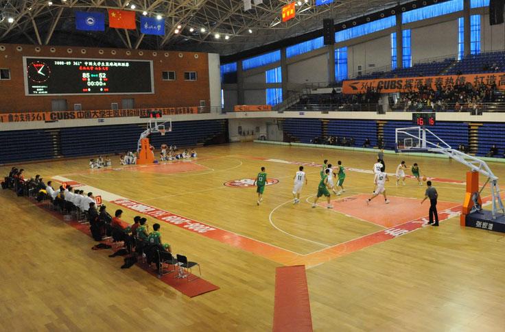 体育运动地板的结构及性能要求