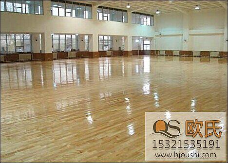 篮球地板给你更好的运动空间