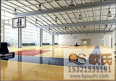 体育运动地板的安装方法简介
