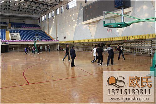 篮球运动木地板挑选的六个基本原则