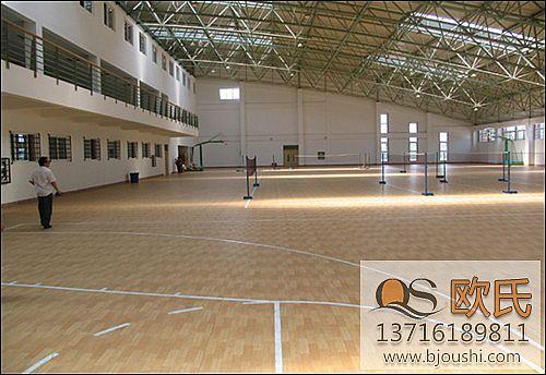 篮球场施工之篮球场尺寸如何划线