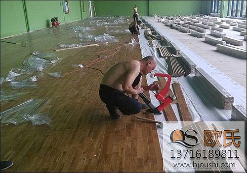 篮球馆木地板LVL龙骨解析
