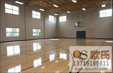 购买篮球木地板之流程