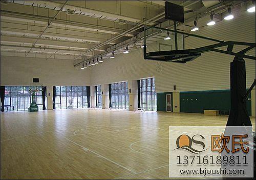 篮球运动木地板的使用性能简介