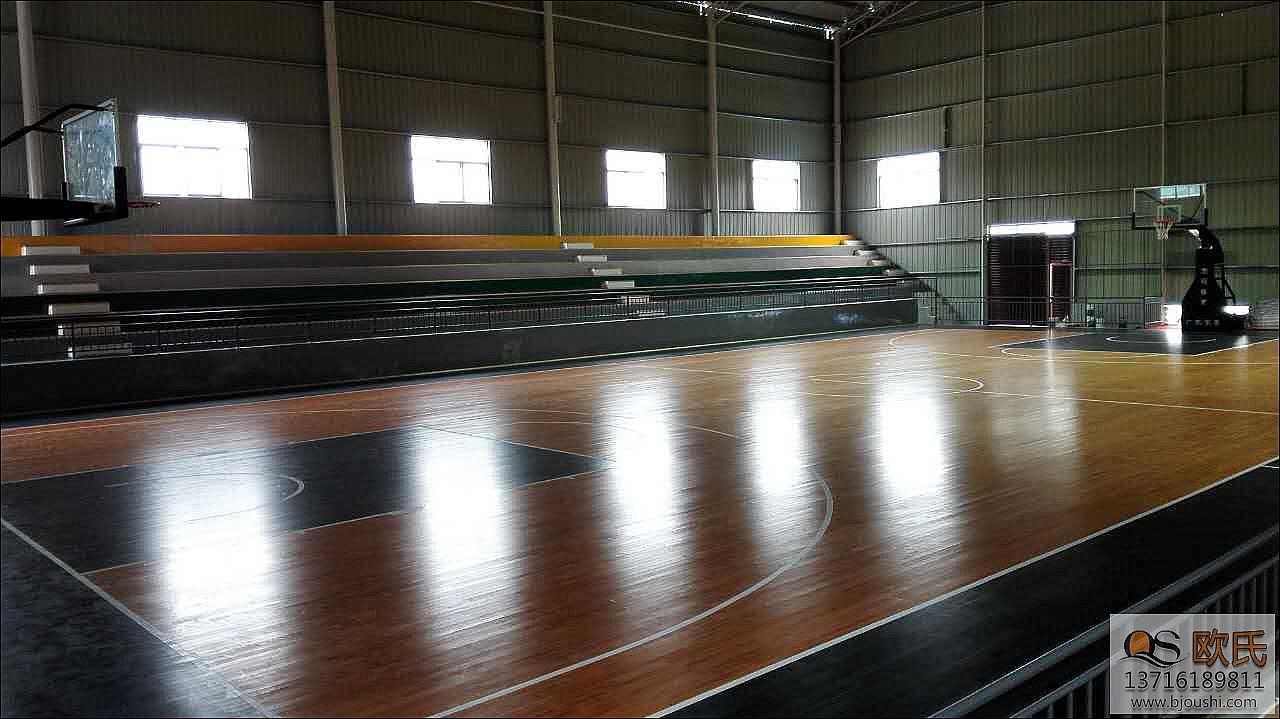 欧氏体育木地板为什么市场遥遥较好的