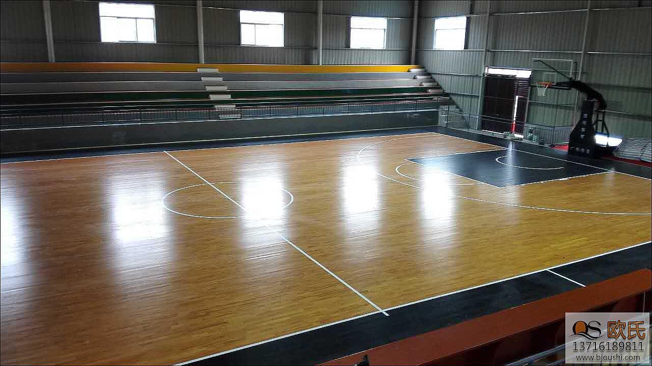 哪些因素影响了篮球场实木地板价格?