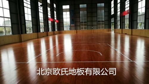 篮球木地板价格为什么相差这么大?