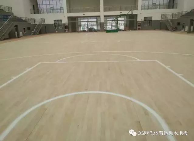 体育木地板常见的小缺陷!